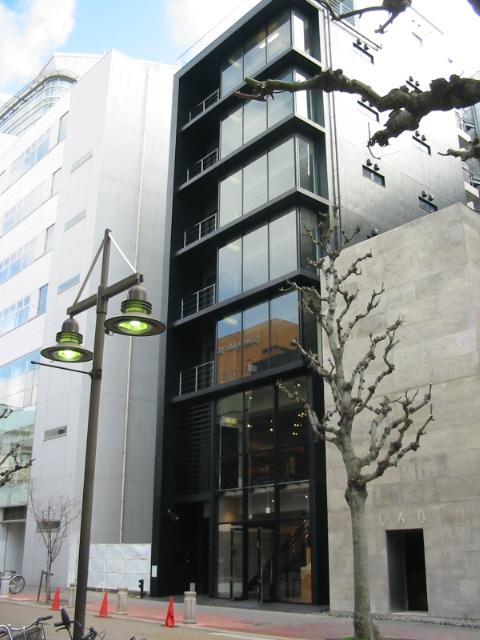 ヘッドポーター名古屋新築工事H20.01