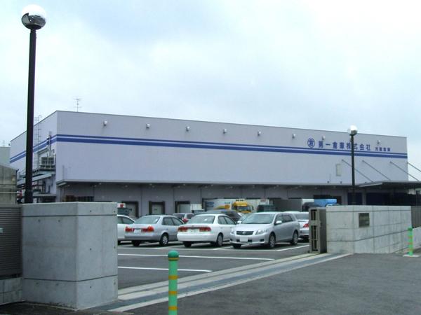 第一倉庫㈱新築工事