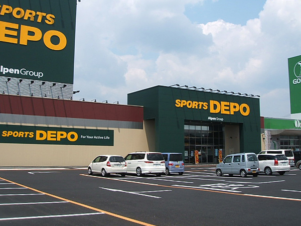 スポーツデポ名張店様