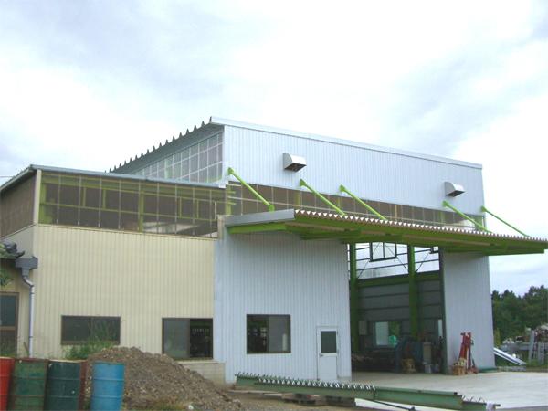 有限会社竹内工業様産業用太陽光