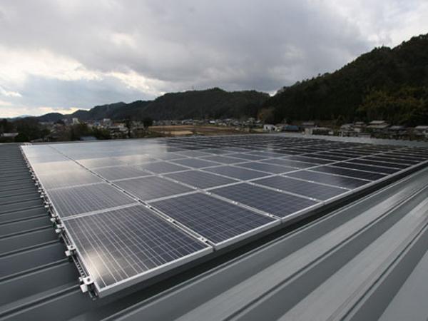 佐伯綜合建設株式会社様産業用太陽光