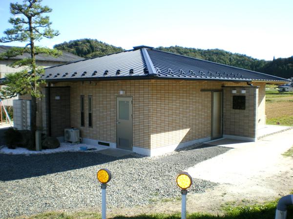中町公民館新築工事