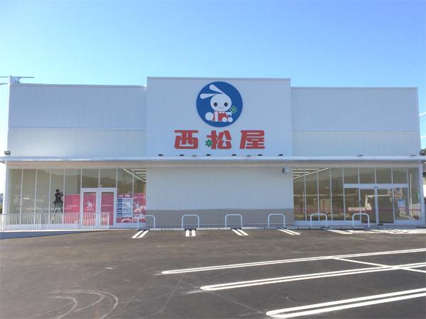 西松屋瑞浪店様新築工事