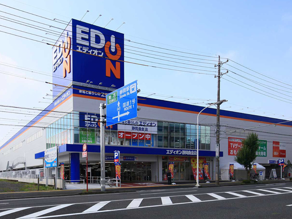 エディオン曲金店様新築工事