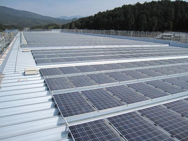 株式会社NSP様 産業用太陽光